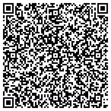 QR-код с контактной информацией организации ООО Поющий гитарист Выставочная