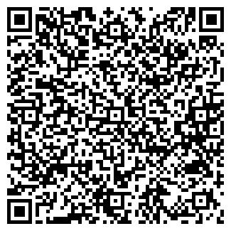 QR-код с контактной информацией организации КРИВС ПАНСИОНАТ