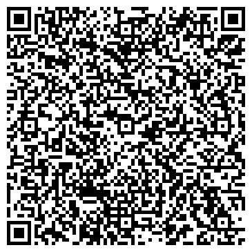 QR-код с контактной информацией организации ФИЗИЧЕСКОЙ ПОДГОТОВКИ ДЕТСКО-ЮНОШЕСКИЙ КЛУБ