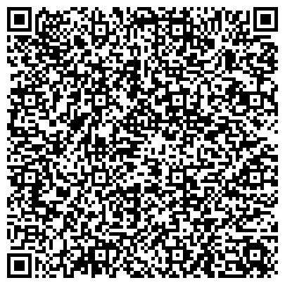QR-код с контактной информацией организации ПОДРАЗДЕЛЕНИЕ СУДЕБНЫХ ПРИСТАВОВ СВЕТЛОВСКОГО ГОРОДСКОГО ОКРУГА