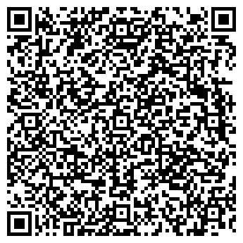 QR-код с контактной информацией организации КОЛЛАЖ ТКАНИ ТД