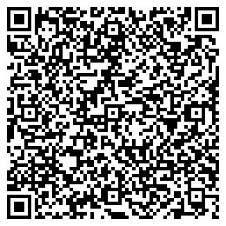 QR-код с контактной информацией организации ТКАНИ ЦУМ