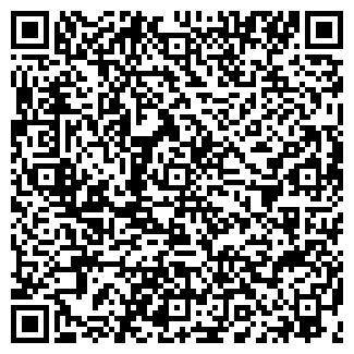 QR-код с контактной информацией организации КОНТИНГЕНТ