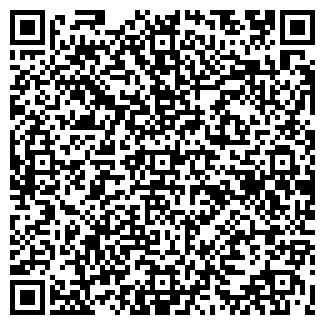 QR-код с контактной информацией организации ДИНАСТ