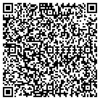 QR-код с контактной информацией организации ЦС «Звездочка
