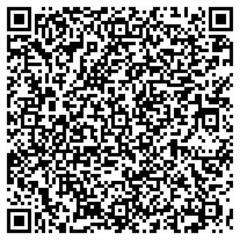 QR-код с контактной информацией организации ТЕХФИНСЕРВИС ЗАО