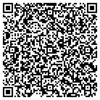QR-код с контактной информацией организации РОСТО АВТОШКОЛА, НОУ