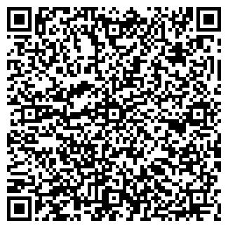 QR-код с контактной информацией организации ЦМСЧ-58