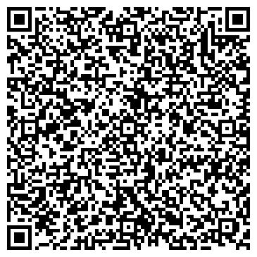QR-код с контактной информацией организации ЮНОСТЬ ДЕТСКИЙ КЛУБ ФИЛИАЛ