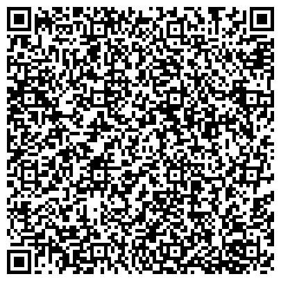 QR-код с контактной информацией организации ЦЕНТР ГИГИЕНЫ И ЭПИДЕМИОЛОГИИ В СЕГЕЖСКОМ, БЕЛОМОРСКОМ, КЕМСКОМ И ЛОУХСКОМ РАЙОНАХ РК