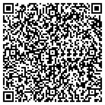QR-код с контактной информацией организации ООО ПЛЮССА-ЦЕНТР