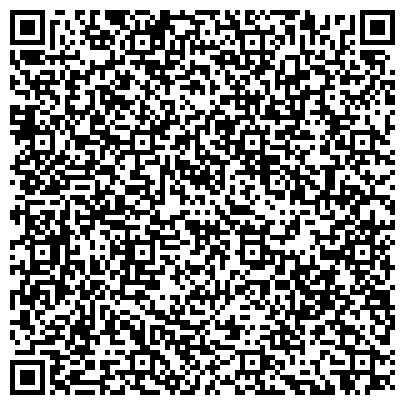QR-код с контактной информацией организации ВОЕННЫЙ КОМИССАРИАТ ПРИЗЫВНОЙ ПУНКТ