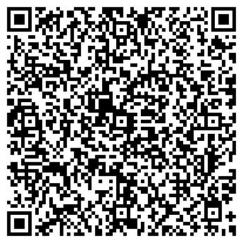 QR-код с контактной информацией организации СПОРТИВНЫЙ ЗАЛ ДЮСШ