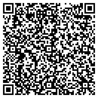 QR-код с контактной информацией организации МЕГАПОЛИС ТЦ