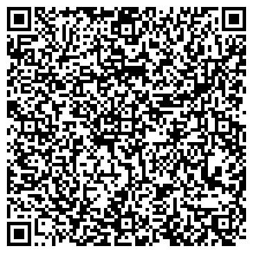 QR-код с контактной информацией организации ООО Силвер Гарден