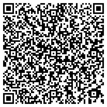QR-код с контактной информацией организации ВЕТЕРИНАРНАЯ БОЛЬНИЦА