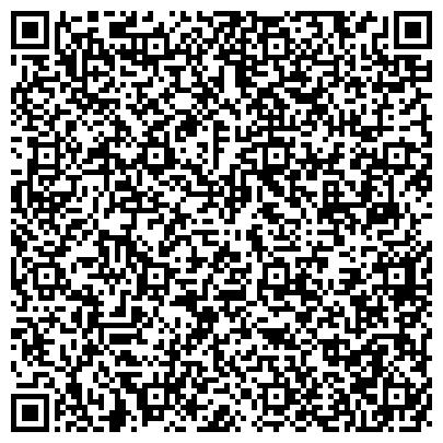 QR-код с контактной информацией организации ВОЕННЫЙ КОМИССАРИАТ СОСНОВЫЙ БОР И ЛОМОНОСОВСКОГО РАЙОНА