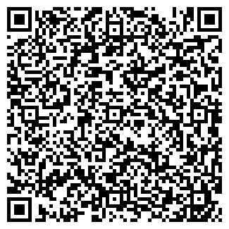 QR-код с контактной информацией организации ВИСТА ООО
