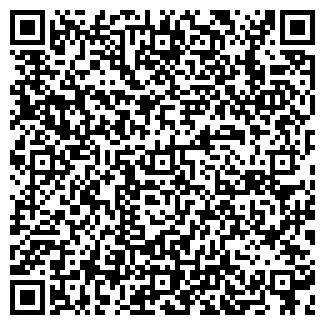 QR-код с контактной информацией организации ТЕТРА ПТК, ООО