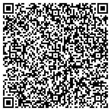 QR-код с контактной информацией организации ООО Территория полета