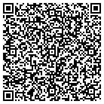 QR-код с контактной информацией организации ГОСТИНИЦА ДЮСШ ЮНОСТЬ