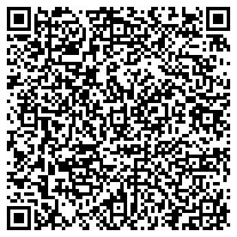 QR-код с контактной информацией организации Салон ВАНИЛЬ