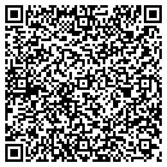 QR-код с контактной информацией организации ООО ФИНАНСИСТ