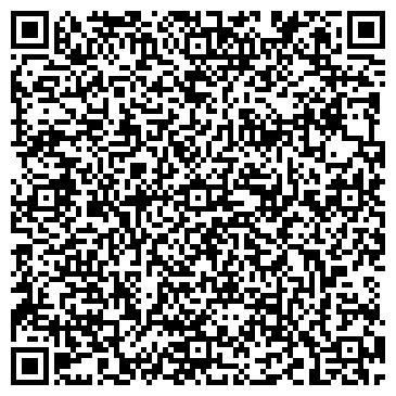 QR-код с контактной информацией организации ЦЕНТР ПОДДЕРЖКИ МОЛОДЕЖНЫХ ИНИЦИАТИВ
