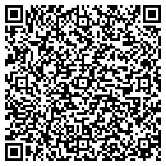 QR-код с контактной информацией организации МЕГА ФИРМА