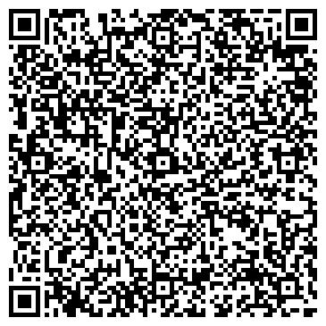 QR-код с контактной информацией организации НЕВА МЕБЕЛЬНАЯ ДИЗАЙН-СТУДИЯ