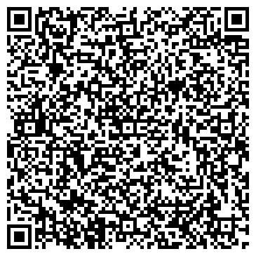 QR-код с контактной информацией организации ИНТЕРЛИНГВА ЯЗЫКОВАЯ ШКОЛА