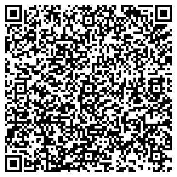 QR-код с контактной информацией организации ПОЛИГРАФИЧЕСКИЙ САЛОН, ИП ГЕРАСЬКИН Н.Л.