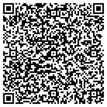 QR-код с контактной информацией организации ООО АВГУСТ, ФИРМА