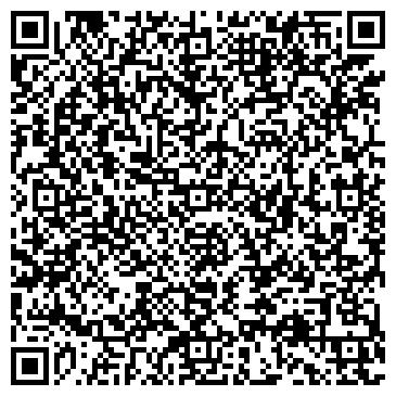 QR-код с контактной информацией организации ВЕТЕРИНАРНАЯ КЛИНИКА ДОКТОРА ГЛЕБОВА