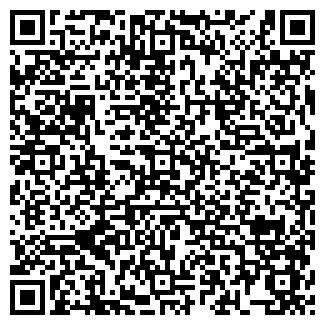 QR-код с контактной информацией организации НАШ ХЛЕБ
