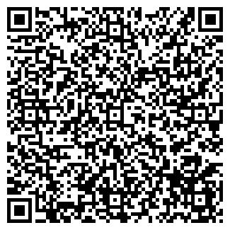 QR-код с контактной информацией организации КАРАМЕЛЬКА