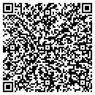 QR-код с контактной информацией организации СИЯНИЕ