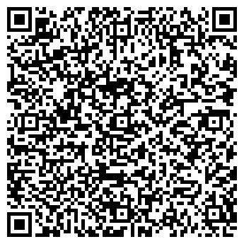 QR-код с контактной информацией организации БИЗНЕС-ИНКУБАТОР, АНО