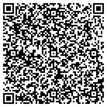 QR-код с контактной информацией организации ГАНЬКОВСКАЯ ШКОЛА