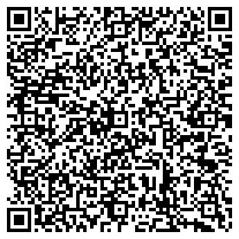 QR-код с контактной информацией организации ООО Окна Элис