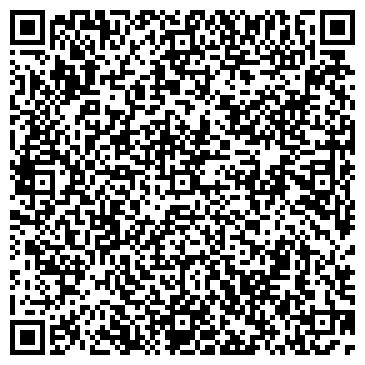 QR-код с контактной информацией организации ПЛАМЯ ПОДРОСТКОВЫЙ КЛУБ