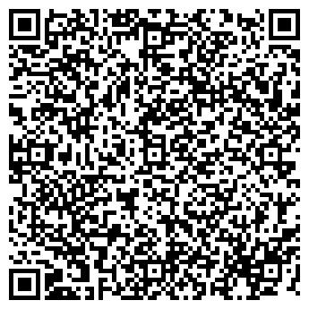QR-код с контактной информацией организации КАТЕРПИЛЛАР