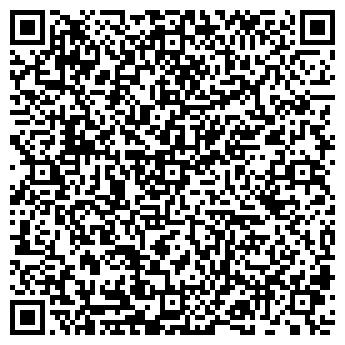 QR-код с контактной информацией организации ООО ЭКОГЕО