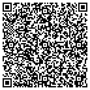 QR-код с контактной информацией организации DHL ПРЕДСТАВИТЕЛЬСТВО