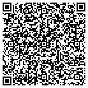 QR-код с контактной информацией организации ПРЯМАЯ ЛИНИЯ