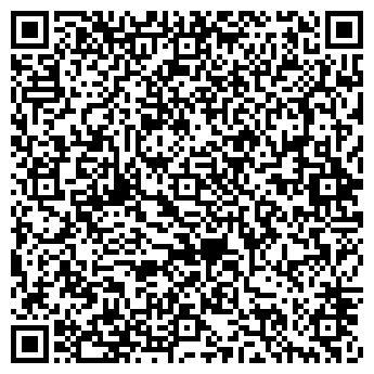 QR-код с контактной информацией организации СЕЗАР ПРОДЮСЕРСКИЙ ЦЕНТР