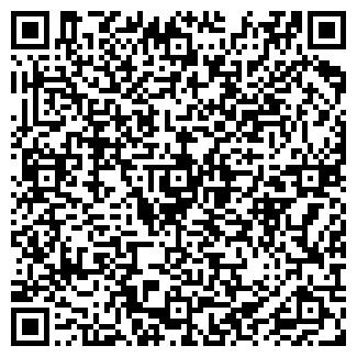 QR-код с контактной информацией организации ООО ФИЕСТА-ТУР
