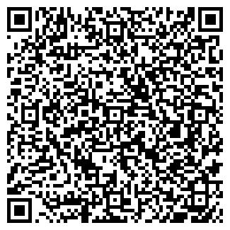QR-код с контактной информацией организации БИРЮСИНКА