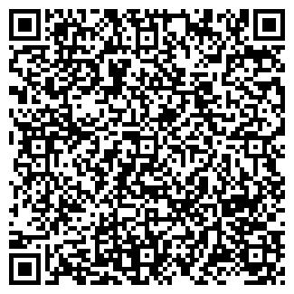 QR-код с контактной информацией организации КОЛЬЦЕВОЙ