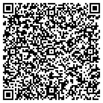 QR-код с контактной информацией организации ТРИУМФ, МАГАЗИН